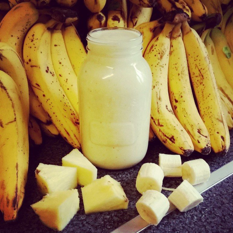 Бананово Молочные Диеты.