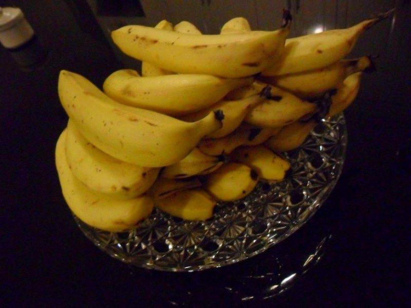 Я на банановой диете