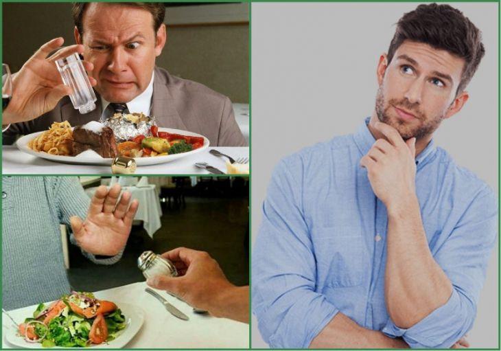 Вкусные блюда бессолевой диеты
