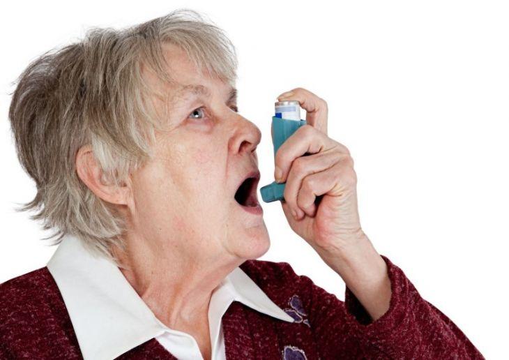 Бронхиальная астма и фото к нему thumbnail
