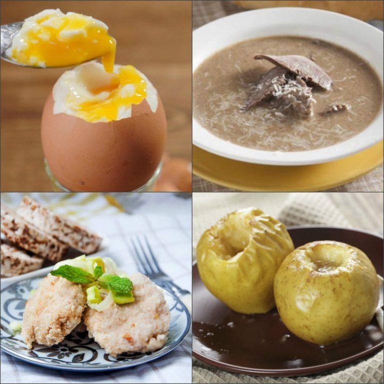 Рецепты диеты 4 а