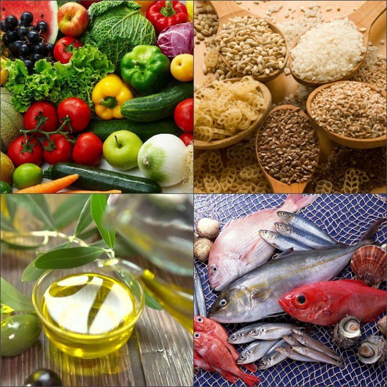 Средиземноморская диета польза