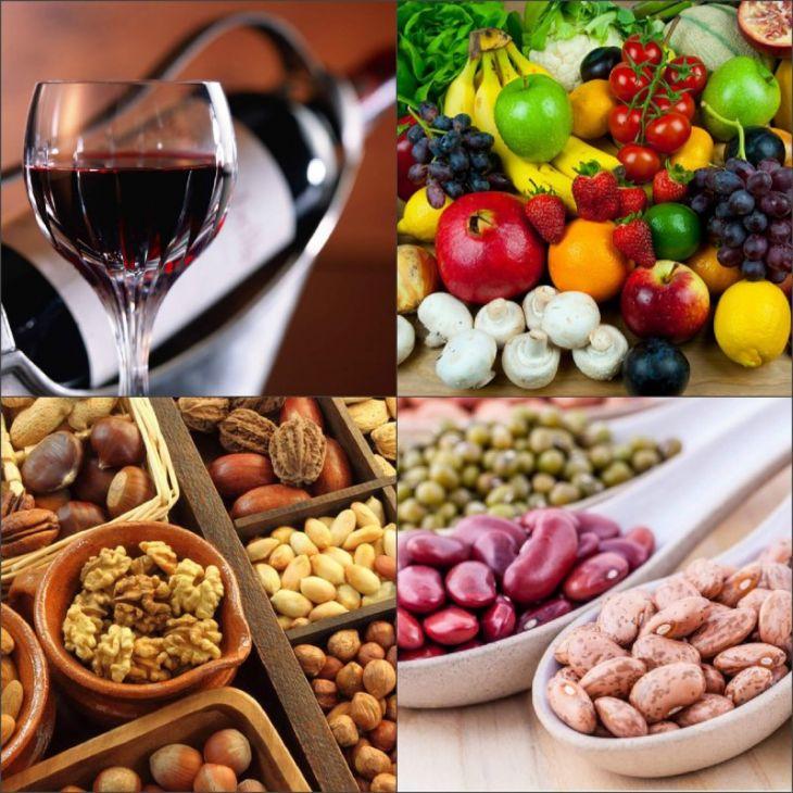 Средиземноморская диета вред польза