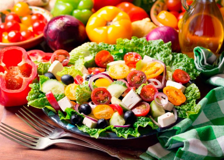 Средиземноморская диета три в одном