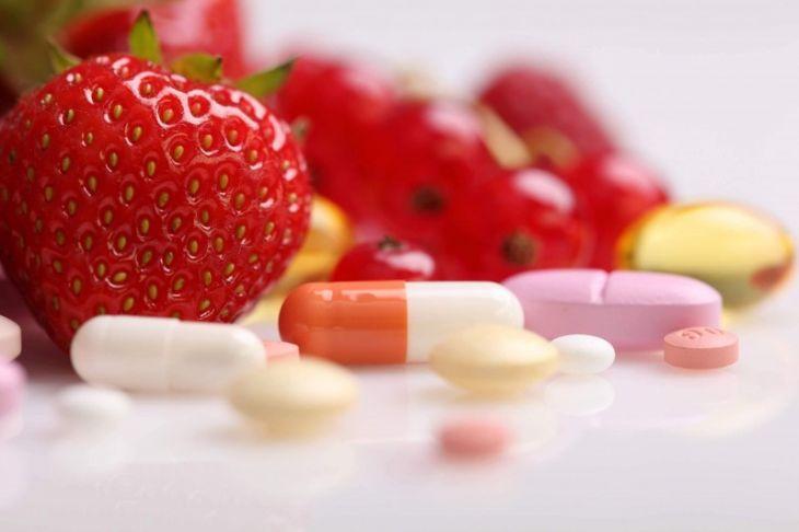 Витамины для хорошей кожи