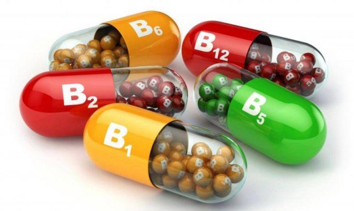 Витамины группы в для чего назначают