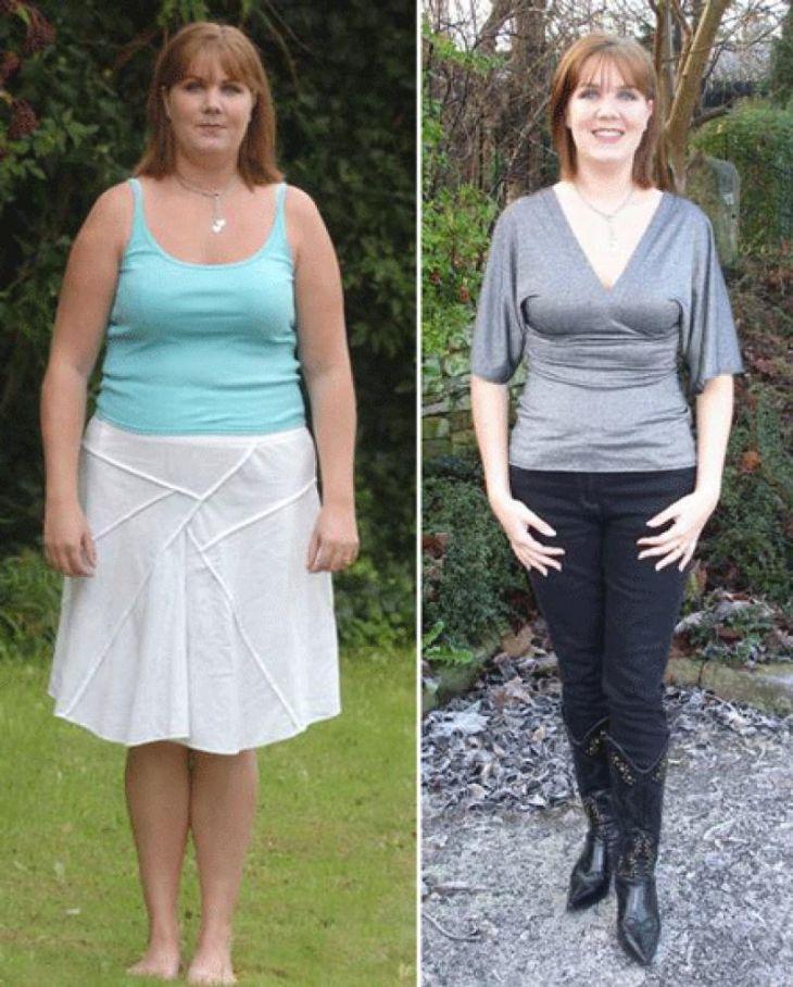 Результат Диеты Фото. Впечатляющие результаты похудения